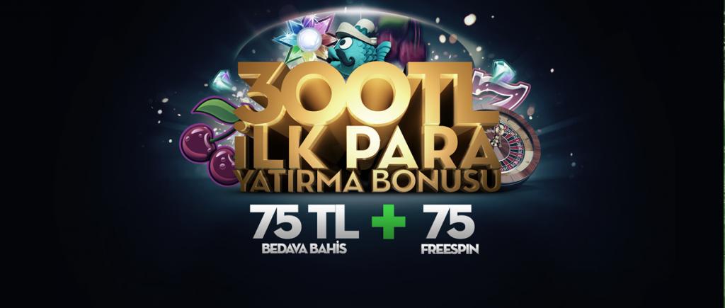 300 TL Bonus Bets10 da